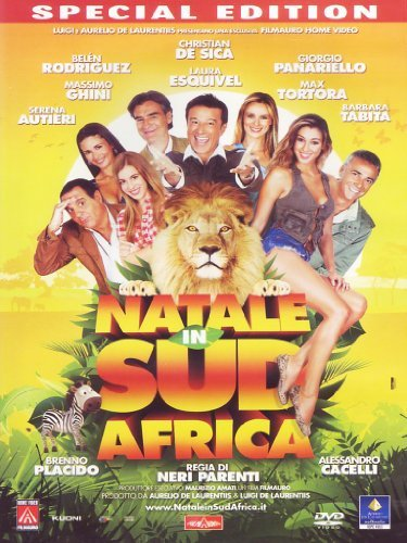 Natale In Sud Africa by christian de sica