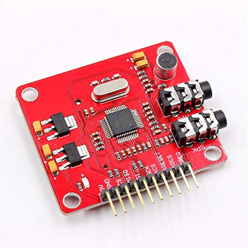 PPITVEQ Transistor Tester Compatible con Nano V3.0 Prototype Shield E/S Compatible con el Tablero de expansión de módulo de expansión Nano V3.0 de Arduino