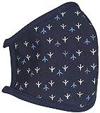 ANIO Maske aus 100% Baumwolle, wiederverwendbar, bei 60° waschbar, mit genähtem Nasenbügel,...
