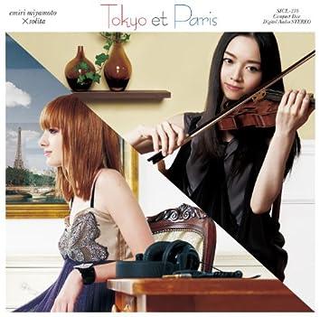 Tokyo et Paris