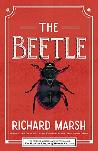 The Beetle (Haunted Library Horror Classics Book 2) (English Edition)