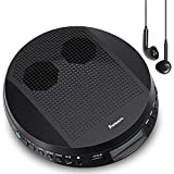 Best Compact Cd Players - Portable CD Player with Stereo Speakers and Headphones Review
