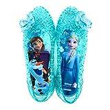 [コマリョー] 1035 Disney アナと雪の女王 ガラスの靴 15~19cm (16cm)