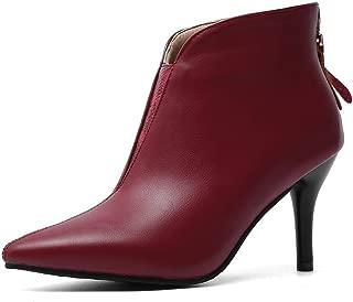 BalaMasa Womens ABS13937 Pu Boots