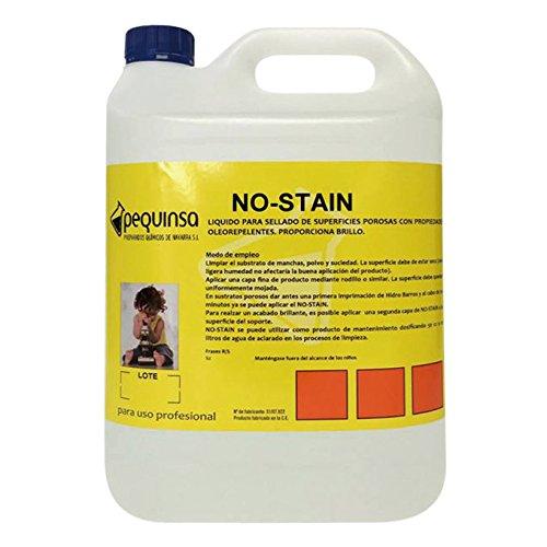 Protector con brillo para suelos de hormigón, barro, terrazo, hormigón impreso, gres...Envase 5 litros.