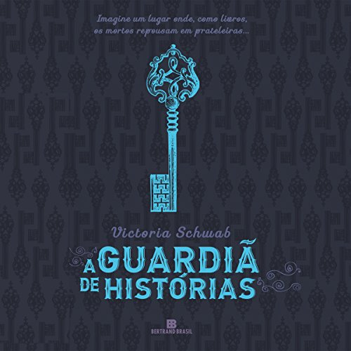 A guardiã de histórias [The Guardian of Stories] audiobook cover art