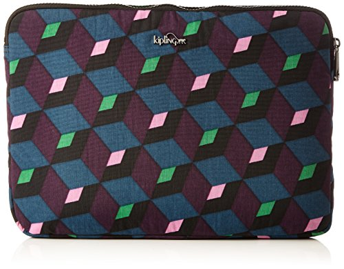 "Kipling - LAPTOP COVER 13 - FUNDA DE PORTÁTIL DE 13"" - Bold Mirage - (Multi color)"