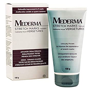Mederma Stretch Marks Therapy 5.29 Oz Box  Packaging may vary