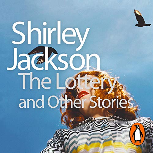 The Lottery and Other Stories audiobook cover art