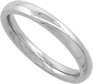 Best surgical stainless steel wedding bands Reviews