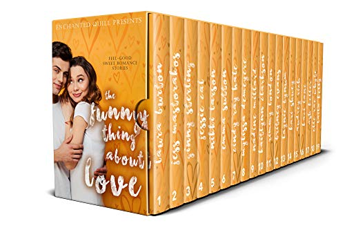 The Funny Thing about Love: Feel Good Sweet Romance stories (English Edition)