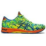 ASICS Gel-Noosa Tri 11 Mens Running Trainers 1011B301 Sneakers Shoes (UK 6.5 US 7.5 EU 40.5, Sour Yuzu Blue 750)