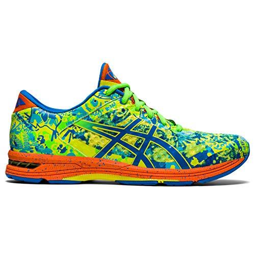 Asics Gel-Noosa Tri 11 Hombre Running Trainers 1011B301 Sneakers Zapatos (UK 7 US 8 EU 41.5, Sour Yuzu Blue 750)