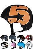 SkullCap Casque BMX - Casque Skate - Casque Velo