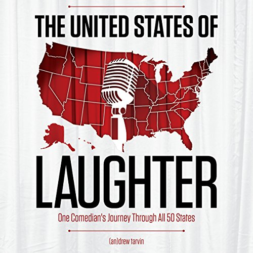 The United States of Laughter audiobook cover art