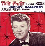 Johnny HALLYDAY Tutti Frutti 4-track Ltd ed reissue CARD SLEEVE CD single