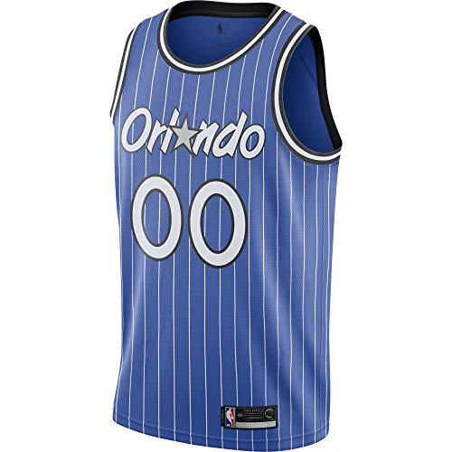 Aaron Gordon Orlando Magic #00 Youth Blue Hardwood Classic Edition Swingman Jersey (Youth - Medium)