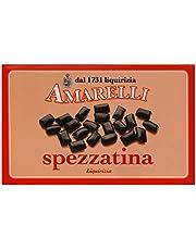 Amarelli Regaliz - Spezzatina - Trocitos De Regaliz Puro Sin Aromas - 100 gr