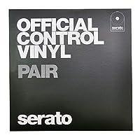 """SERATO セラート コントロールレコード 7"""" Serato Performance Series BLACK (pair)"""