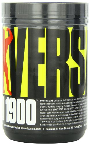 Universal Nutrition Amino 1900 Tablets, 300-Count