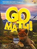 Go Math! Grade 1, Chapter 5 Teacher Edition: Addition and Subtraction Relationships, Common Core, 9780544295681, 2015