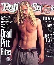 BRAD PITT ISSUE # 696---ROLLING STONE MAGAZINE DECEMBER 1ST, 1994