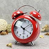 4 Inch Ultra Silent Alarm Clock Simple Style Alarm Clock Children Bedroom Clock