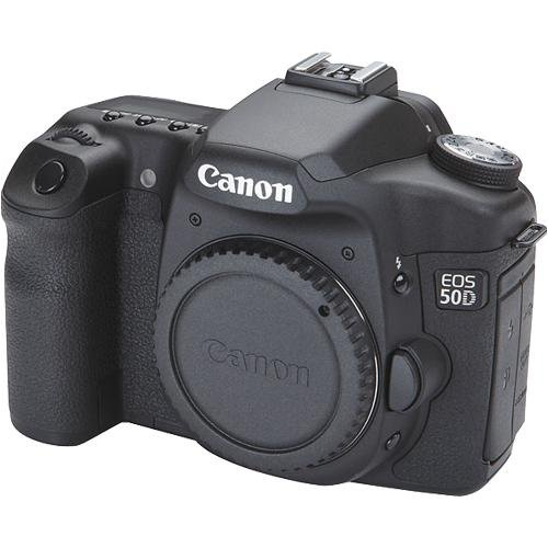 Canon EOS 50D DSLR Camera (Body Only) (Discontinued by Manufacturer)
