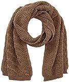 CMP Bufanda de punto 25% lana, Mujer, 5545228, Cacao, talla única