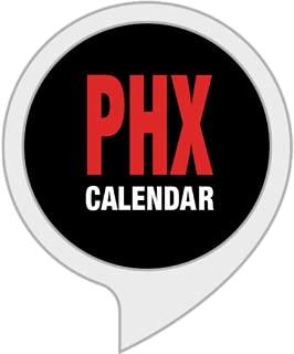 Portland Phoenix Calendar Briefing