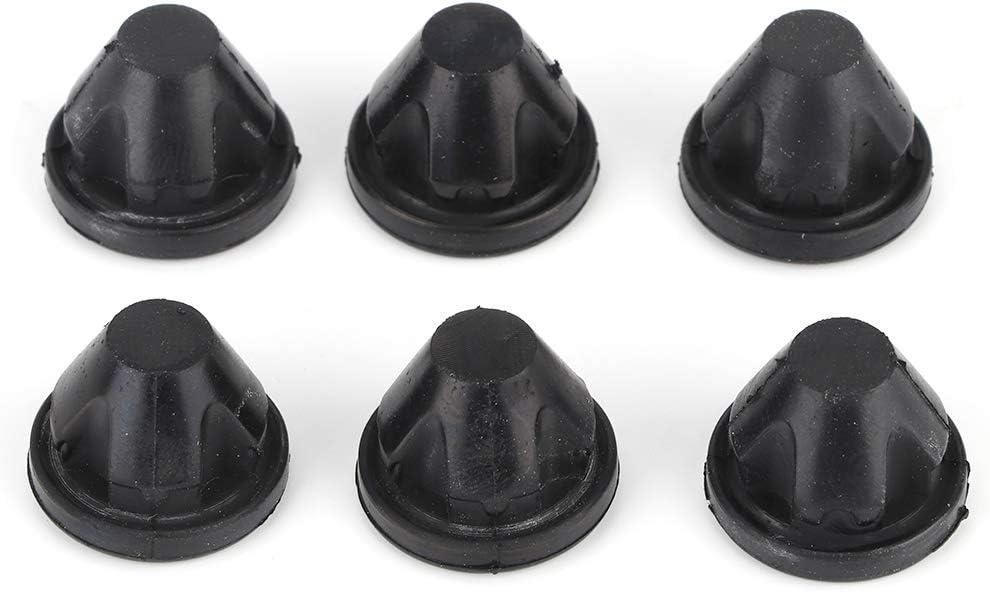 GOTOTOP 6pcs Engine Direct sale of manufacturer Phoenix Mall Cover Grommet 03G103184C Trim Compati Rubber