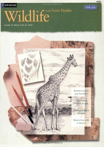 Drawing Wildlife With Gene Franks (How to Draw and Paint/Art Instruction Program)
