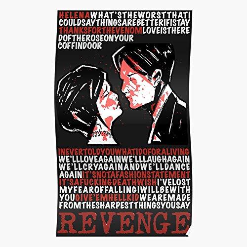 Three Romance MCR Album Cheers Graphic for My Chemical Revenge Sweet Home Decor Wall Art Print Poster !
