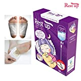 [RESTUP] Lavender Foot Rest Sole Pads Pack of 14 - 7 Time Use - More...