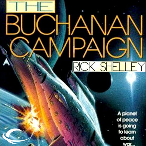 The Buchanan Campaign audiobook cover art