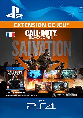 Call of Duty: Black Ops III - Salvation DLC - Édition Salvation DLC [Code Jeu PSN PS4 - Compte français]