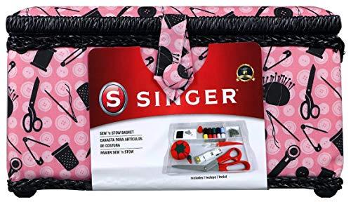 Singer Sewing Basket Kit 7276