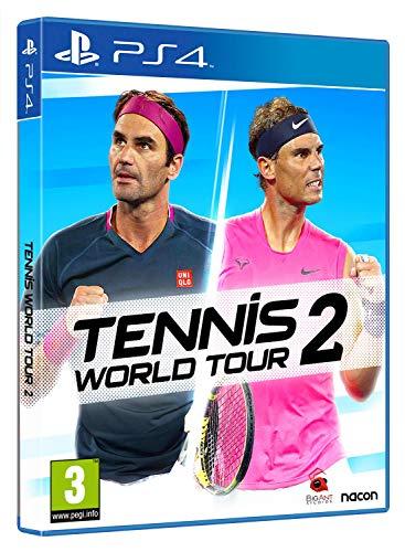 Tennis World Tour 2 - PlayStation 4 [Edizione: Regno Unito]