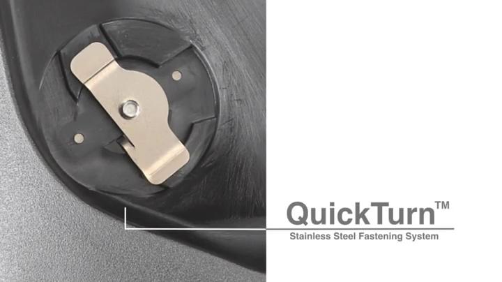 MOERTIFEI 4Pcs Car Mudguard Fender Mud Flaps Splash Guards fit for Buick Encore 2013-2020 14 15 16 17 18 19