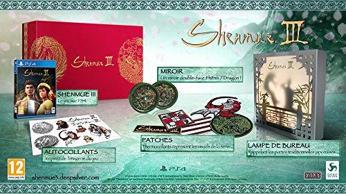 Shenmue III - Collector edition [Importación francesa]