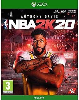 NBA 2K20 Regular Edition (Xbox One) - UAE NMC Version