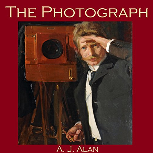The Photograph audiobook cover art