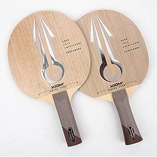 WOMUL 1PCS XIOM Omega Euro Blade Shakehand (ST/FL) Table Tennis Paddles Ping Pong Racket Bat