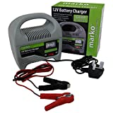 Auto Accessories 6 AMP Heavy Duty Battery Charger