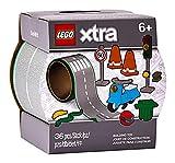 LEGO Xtra 854048 - Nastro adesivo stradale con 8 accessori