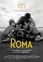 直輸入、小ポスター、米国版、「ローマ」ROMA、アルフォンソ・キュアロン作品、6147