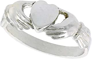 Best claddagh ring without the crown Reviews