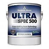 Benjamin Moore Ultra Spec 500 Interior Paint - Eggshell Finish (Gallon, Custom Color)
