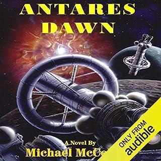 Antares Dawn audiobook cover art
