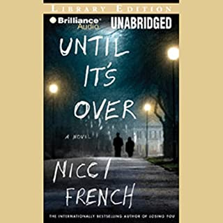 Until It's Over audiobook cover art